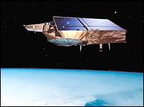 Sat�lite Cryosat   Imagen: Agencia Espacial Europea