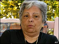 Cuban dissident Martha Beatriz Roque