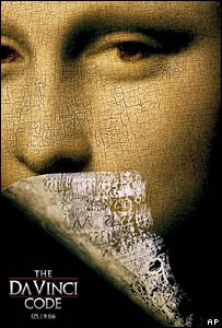 The Da Vinci Code - the movie