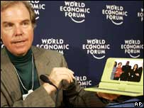 Nicholas Negroponte and the $100 laptop, AP