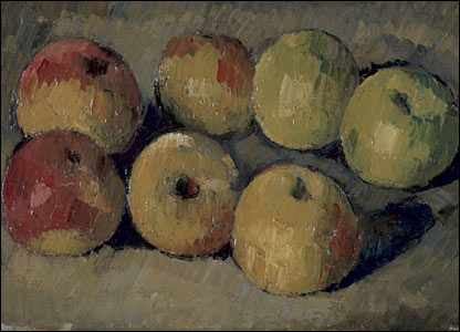 Still Life with Apples, 1878 - copyright: The Fitzwilliam Museum, University of Cambridge