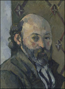 Self-Portrait, circa 1880 - copyright: National Museums and Galleries of Wales, Cardiff