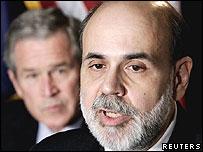 Federal Reserve Chairman Bill Bernanke