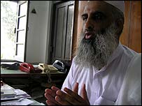 Mufti Akram Kashmiri of Jamia Ashrafia