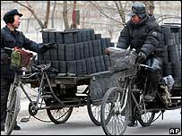 Chinese coal vendors