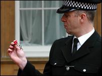 Inspector Stephen Mingay