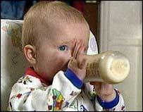 Младенцы учатся считать быстрее, чем говорить