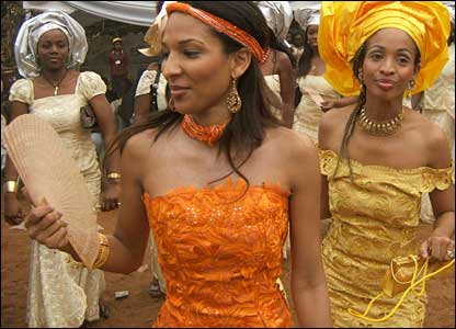 bride wedding nigeria