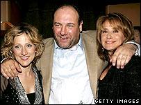 Stars of the Sopranos