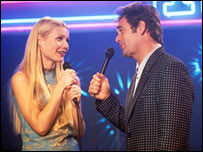 Gwyneth Paltrow and Huey Lewis in Duets