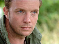 Rupert Penry Jones as Adam in Spooks