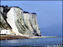 White cliffs of Dover (PA)