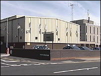 St Helens police station