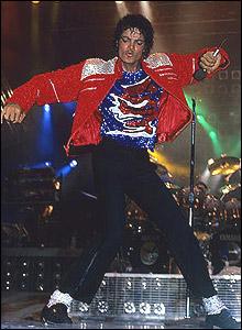 Michael Jackson (c) Lynn Goldsmith