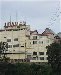 Jirama head office in Tana, Madagascar