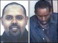 Muktar Said Ibraihim and Yasin Hassan Omar