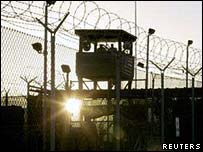 Guantanamo detention camp