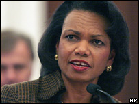 Condoleezza Rice