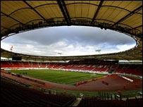 Stuttgart is one of German's 2006 World Cup venues