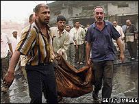 Iraq casualty