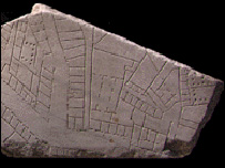 Detail on map fragment (pic: Stanford University)