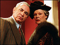 Bob Hoskins and Dame Judi Dench in Mrs Henderson Presents