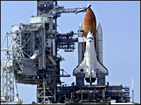 Discovery launch pad (AP)