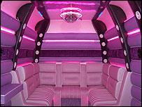 pink neon lights