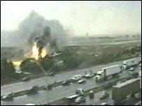 Toronto plane crash