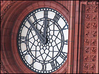 Pierhead Clock