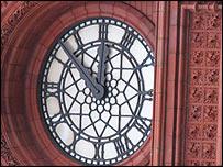 Pierhead Clock