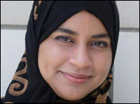 Fatma Mohamed Haj, qualified radiographer
