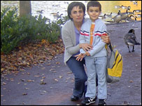 Zahrieh and Navid Rahimi Larki
