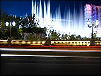Las Vegas, BBC