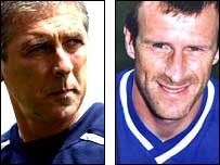 Colin Lee and Steve Claridge