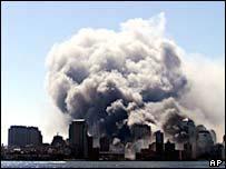 11 September attack in New York