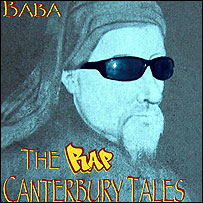 Cover of Baba's Chaucer version