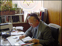 Rabbi Dr Reuven Silverman
