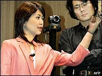 Robot japon�s y su creador