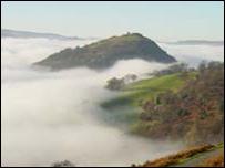 Castell Dinas Bran (picture: Susan Stanley)