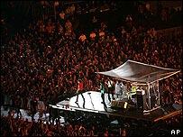 Los Rolling Stones en R�o de Janeiro