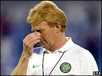 Strachan cannot believe his team's performance