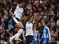 Tottenham striker Mido