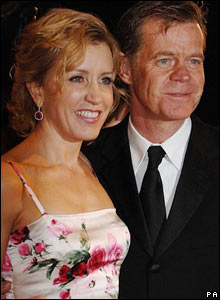Felicity Huffman and William H Macy