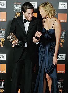 Jake Gyllenhaal and Charlize Theron