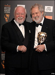 Lord Attenborough and Lord Puttnam