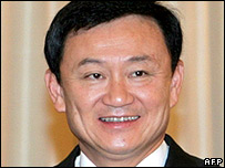 Thaksin Shinawatra, 18 February 2006. 