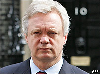 David Davis MP (Photo: John D McHugh/AFP/Getty Images)