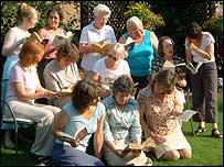 Congleton NWR Book Group, Cheshire