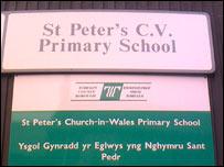 St Peter's CV Primary School